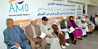 AMO : le nombre de bénéficiaires a augmenté de 30% en 2012