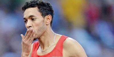 Iguider offre la médaille de bronze au Maroc aux JO de Londres 2012