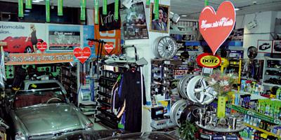 Accessoires auto  on dépense en moyenne 5 000 DH pour équiper sa voiture à  son goût \u2013 Lavieeco