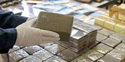 Bab Sebta : arrestation d'un marocain en possession de 4 Kg de Cannabis