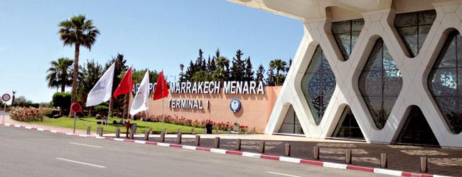 De nouveaux vols de l'Europe vers Marrakech