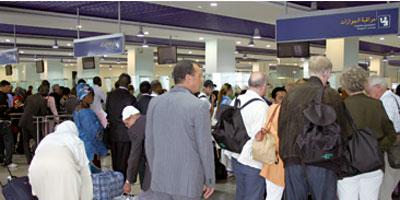 Casablanca : Hausse de 11,56% du trafic aérien des passagers à l'aéroport Mohammed V.