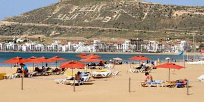 Agadir : Les arrivées touristiques en hausse de 13.8% en octobre