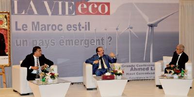 Ahmed Lahlimi : Â«Le Maroc doit rechercher la convergence plutôt que l'émergence»