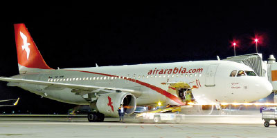 Air Arabia facilite le transfert de ses clients vers les aéroports