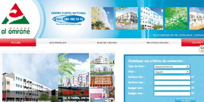 Al Omrane lance un nouveau site web www.alomraneproduits.ma