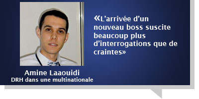 Amine Laaouidi : Â«L'arrivée d'un nouveau boss suscite beaucoup plus d'interrogations que de craintes»