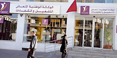 La moitié des emplois créés au Maroc en 2012 sont des contrats ANAPEC !