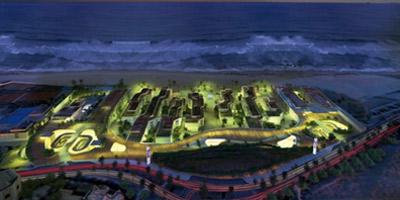 35 000 DH le mètre carré pour un appartement vue sur mer à Anfaplace