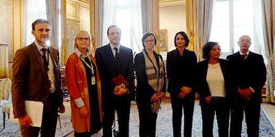 Secrétaire d'Etat suédoise : Â«Il n y a pas de reconnaissance de la rasd»