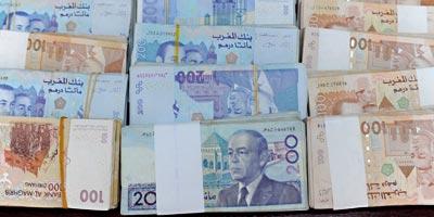 Déficit du Trésor de 16.1 milliards de dirhams à fin mai