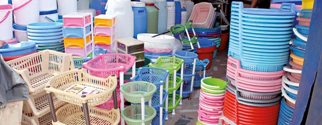Articles ménagers en plastique : un marché de plus de 2 milliards de DH