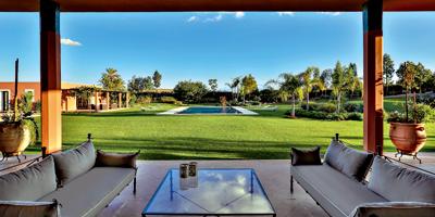 Assoufid Marrakech : Des villas d'un hectare livrables courant 2013