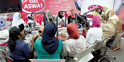 Aswat : deux millions d'auditeurs par jour et une part d'audience de 7,5%