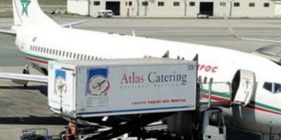 La RAM empoche 95 MDH pour la vente des 40% d'Atlas Catering airlines services