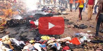 Nigéria endeuillé par un double attentat : au moins 118 morts !