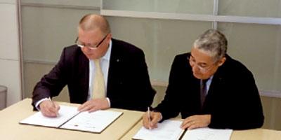 Coopération : Attijariwafa bank signe un accord avec Sberbank