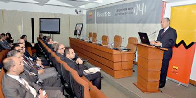 Les performances d'Attijariwafa bank boostées  par ses activités au Maroc