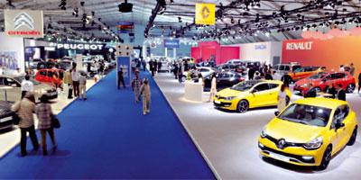 Auto Expo 2014 : beaucoup de visiteurs, peu de ventes