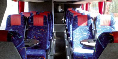 Aziz Rebbah veut lancer le transport VIP par autocar