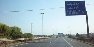 Les travaux de l'autoroute El Jadida-Safi devraient démarrer l'été prochain