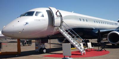 Ouverture du premier Salon de l'Aviation privée et d'Affaires à Casablanca