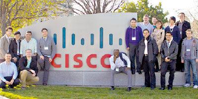 Des stagiaires de l'OFPPT distingués dans une compétition de CISCO