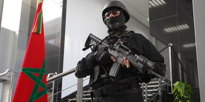 Démantèlement d'une cellule terroriste de 13 membres
