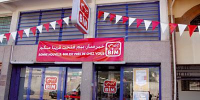 L'enseigne BIM ouvre son 100e magasin au Maroc