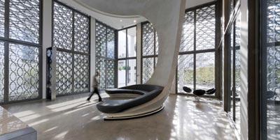 Bmce bank lance ses agences nouvelle g n ration lavieeco for Architecture islamique moderne