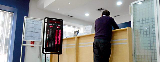 Découvert bancaire : les taux vont jusqu'à 14%