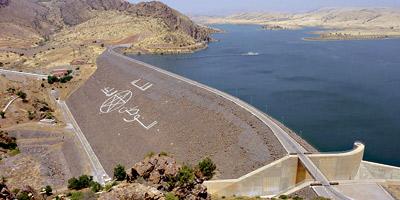 Maroc : 130 barrages et 14 autres en cours de construction