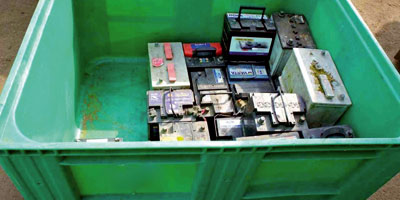 Automobile : un projet de valorisation des batteries usagées est en gestation