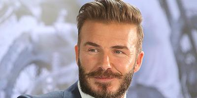 Les 40 ans de Beckham à Marrakech