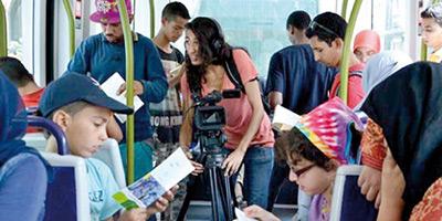 Casa Transport ouvre  le tramway aux lecteurs