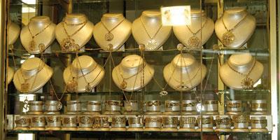 Vos bijoux en or peuvent rapporter 310 DH/g