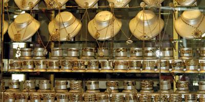 Or : la revente de bijoux achetés en 2007 peut rapporter une plus-value de 36%