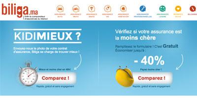 Une version francophone pour Biliga.ma