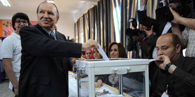 Algérie : Bouteflika n'est toujours pas candidat à la Présidentielle.