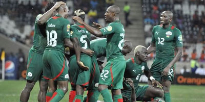 CAN 2013 : Les Ivoiriens sont maudits, le Burkina Faso est ravi
