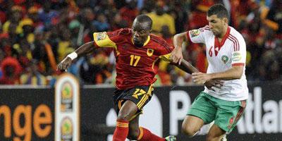 CAN 2013 : nul blanc entre le Maroc et l'Angola