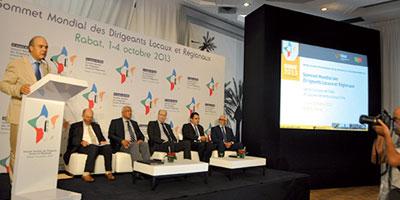 Rabat : Clôture des travaux du 4e Congrès de CGLU