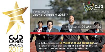 Le CJD entend encourager l'entreprenariat à travers un concours