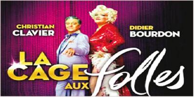La cage aux folles sur TF1, samedi 8 janvier à 19h45
