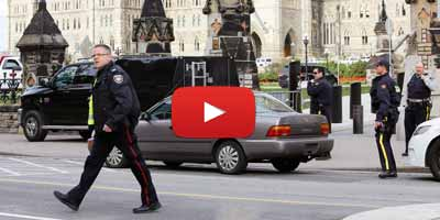 Canada : fusillade mortelle au Parlement d'Ottawa