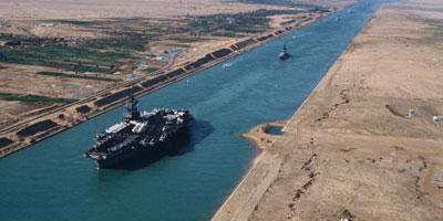 L'Egypte va creuser un nouveau canal parallèle au canal de Suez