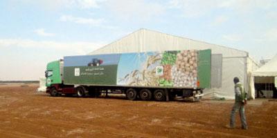 Caravane OCP : 3 300 agriculteurs formés à l'utilisation des engrais