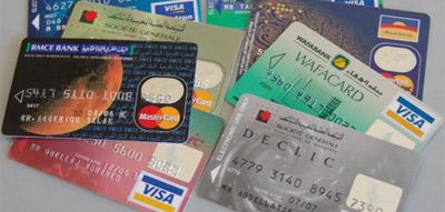 Seuls 26% utilisent leurs cartes bancaires pour le paiement
