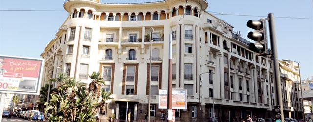 Casablanca : neuf zones à grande charge historique et architecturale protégées