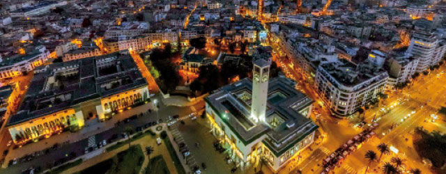 Casablanca, 4e ville la plus attractive en Afrique